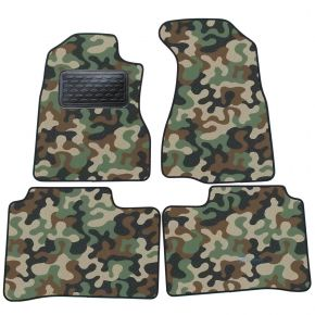 Army car mats Honda CRV  2001-2005  4ks