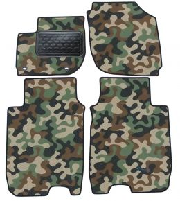 Army car mats Honda HR-V 2015-up 4ks