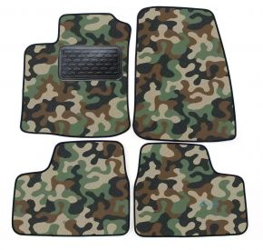 Army car mats Opel Astra II  G 1999-2008 4ks