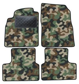 Army car mats Opel Astra J  2010-2015  4ks