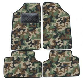 Army car mats Peugeot 205 1984-1997 4ks