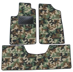 Army car mats Peugeot 405 1987-1997 4ks