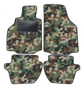 Army car mats Porsche BOXTER  2004-up