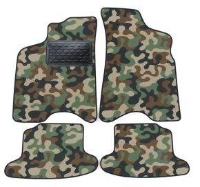 Army car mats Seat Arosa 1997-2005 4ks