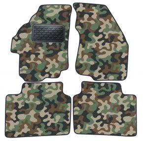 Army car mats Suzuki Liana 2001-2007 4ks
