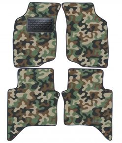 Army car mats Toyota Hilux 2006-2011 4ks