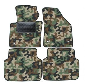Army car mats Volkswagen Touran 2003-2010 4ks