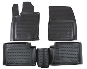 Tappeti in gomma JEEP Grand Cherokee  2011-up  4 pz