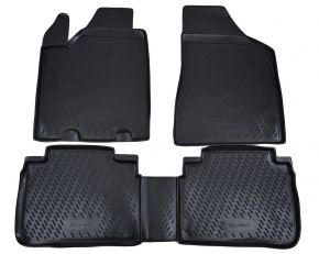 Tappeti in gomma NISSAN Murano 2003-2007  4 pz