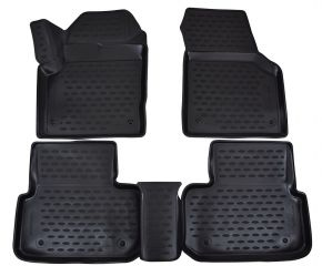 Tappeti in gomma LAND ROVER Discovery Sport  2014-up  4 pz