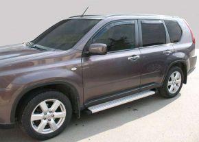 Pedane laterali per Nissan X-Trail T31, ANNI 2007-2014