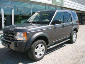 Telai laterali in acciaio inox per Land Rover Discovery 3/4, ANNI -2005