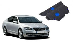 Protezioni di motore e cambio Skoda Octavia A7 si adatta a tutti i motori 2013-