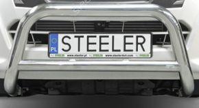 Rollbar Frontali Steeler per OPEL MOVANO 2010- Modello A