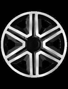 "Copricerchi per Mazda 16"", ACTION DOUBLECOLOR, 4 pz"