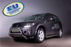 Rollbar Frontali Steeler per Suzuki Grand Vitara 2006-2012 Modello S