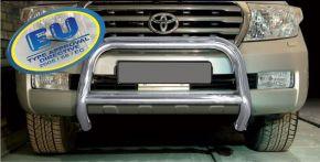 Rollbar Frontali Steeler per Toyota Land Cruiser 200 2008- Modello S