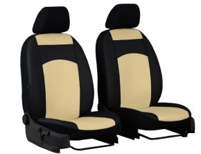 Copri sedili su misura In pelle FIAT DUCATO IV 1+1 (2014-2017)