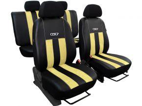 Copri sedili su misura Gt FORD TRANSIT CUSTOM VII 6p. DOUBLE CAB (2013-2020)