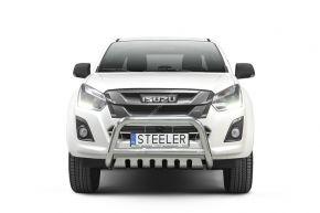 Rollbar Frontali Steeler per ISUZU D-MAX 2012-2017- Modello S