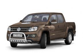 Rollbar Frontali Steeler per Volkswagen Amarok 2009-2016 Modello S