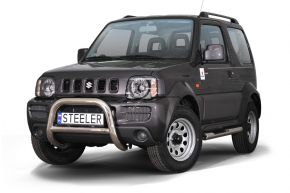 Rollbar Frontali Steeler per Suzuki Jimny 2005-2012 Modello A