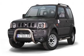 Rollbar Frontali Steeler per Suzuki Jimny 2005-2012 Modello U