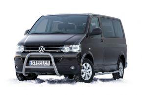 Rollbar Frontali Steeler per Volkswagen VW T5 2003-2010-2015 Modello A