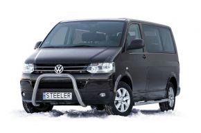 Rollbar Frontali Steeler per Volkswagen VW T5 2003-2010-2015 Modello U