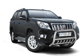 Rollbar Frontali Steeler per Toyota Land Cruiser 150 2010-2013 Modello G
