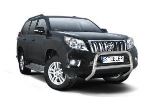 Rollbar Frontali Steeler per Toyota Land Cruiser 150 2010-2013 Modello A