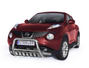 Rollbar Frontali Steeler per Nissan Juke 2010- up Modello S