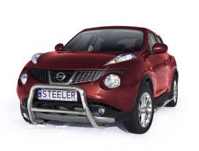 Rollbar Frontali Steeler per Nissan Juke 2010- up Modello A