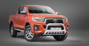 Rollbar Frontali Steeler per TOYOTA HILUX (SELECTION 50) 2018- Modello G
