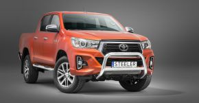 Rollbar Frontali Steeler per TOYOTA HILUX (SELECTION 50) 2018- Modello A