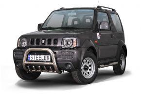 Rollbar Frontali Steeler per Suzuki Jimny 2005-2012 Modello G