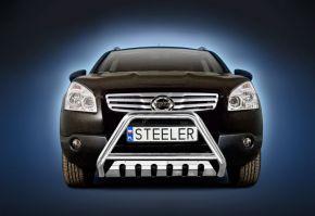 Rollbar Frontali Steeler per Nissan Qashqai 2007-2010 Modello S