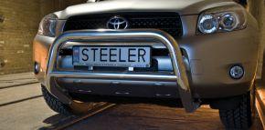 Rollbar Frontali Steeler per TOYOTA RAV4 2006-2010 Modello A