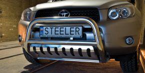 Rollbar Frontali Steeler per TOYOTA RAV4 2006-2010 Modello S
