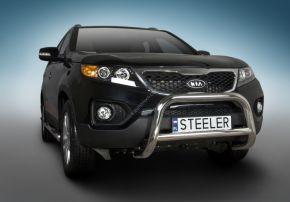Rollbar Frontali Steeler per Kia Sorento 2010-2012 Modello A