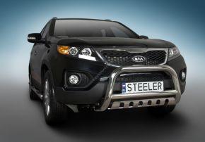 Rollbar Frontali Steeler per Kia Sorento 2010-2012 Modello S