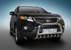 Rollbar Frontali Steeler per Kia Sorento 2010-2012 Modello G