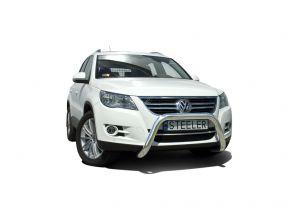 Rollbar Frontali Steeler per Volkswagen Tiguan 2010- Modello U