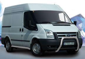 Rollbar Frontali Steeler per Ford Transit 2006-2014 Modello U