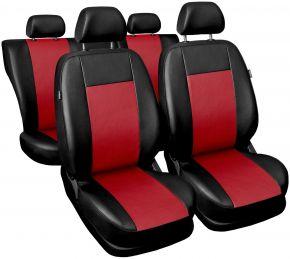 Copri sedili universali Comfort rosso