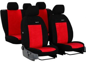 Copri sedili su misura Elegance FORD TRANSIT CUSTOM VII 6p. DOUBLE CAB (2013-2020)