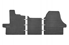 Tappeti in gomma auto per PEUGEOT BOXER 3 pz 2014-