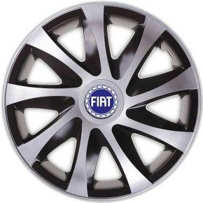 "Copricerchi per FIAT BLUE 13"", DRACO CS 4 pz"