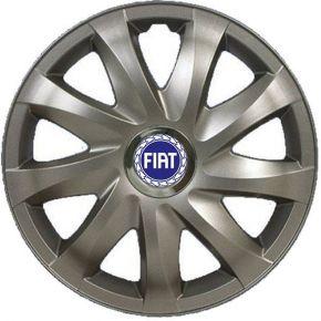 """Copricerchi per FIAT BLUE 15"""", DRIFT GRAFFI LACCATO 4 pz"""