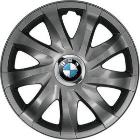 """Copricerchi per BMW 14"""", DRIFT GRAFFITE  LACCATO 4 pz"""